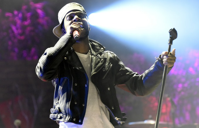 Kid Cudi is receiving lots of support from fans and friends.