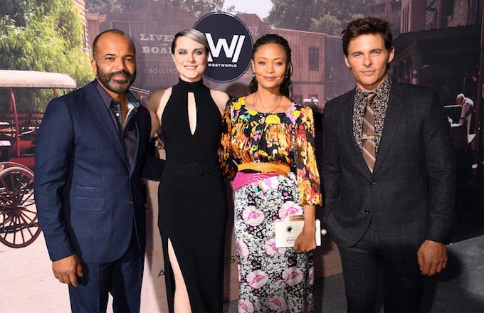 Westworld Hbo Cast