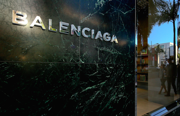 Balenciaga Sued by Air Freshener Company Over Little Trees