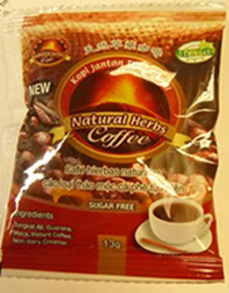 Viagra Like Coffee is recalled
