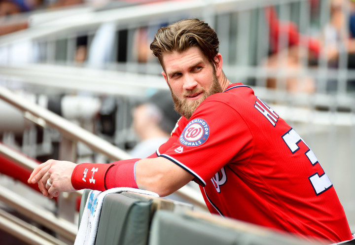 bd24f05a Bryce Harper's Absurd 13-year, $330 Million Contract Proves the ...
