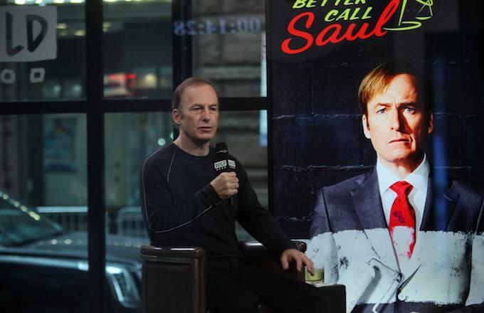 Bob Odenkirk, star of 'Better Call Saul'