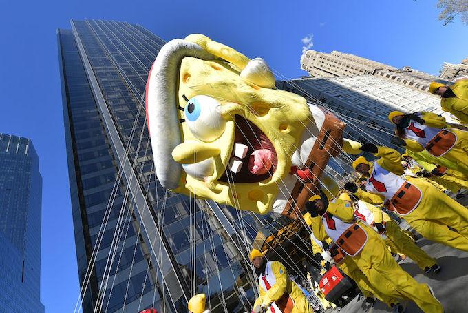 8993c2ad016 'SpongeBob SquarePants' Fans Weren't Happy With His Brief Super Bowl  Appearance