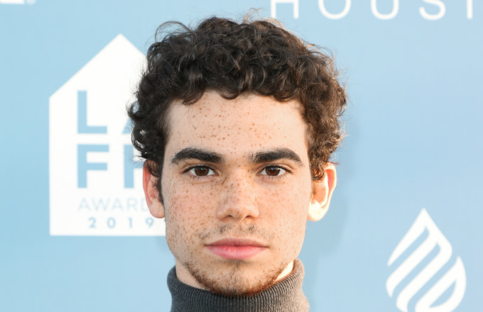 Actor Cameron Boyce attends the LA Family Housing Annual LAFH Awards