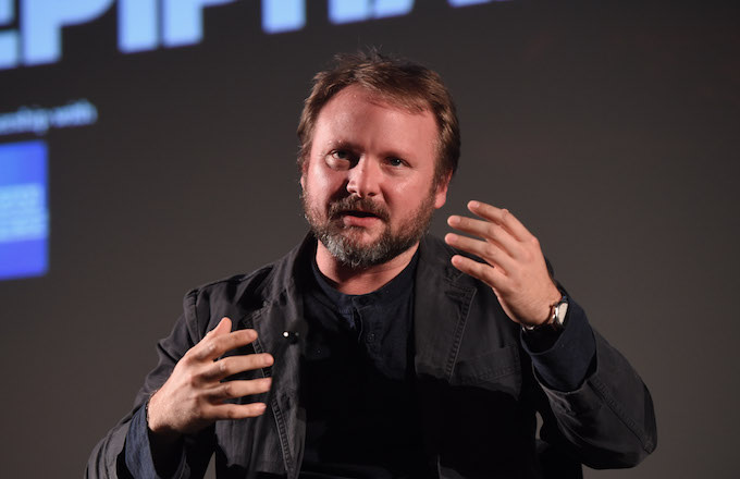 Director Rian Johnson