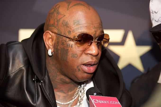 This is a picture of Birdman.