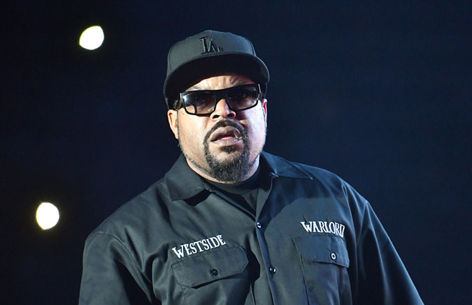 Ice Cube Responds to Fan Who Says Machine Gun Kelly's Eminem Diss Is Better  Than