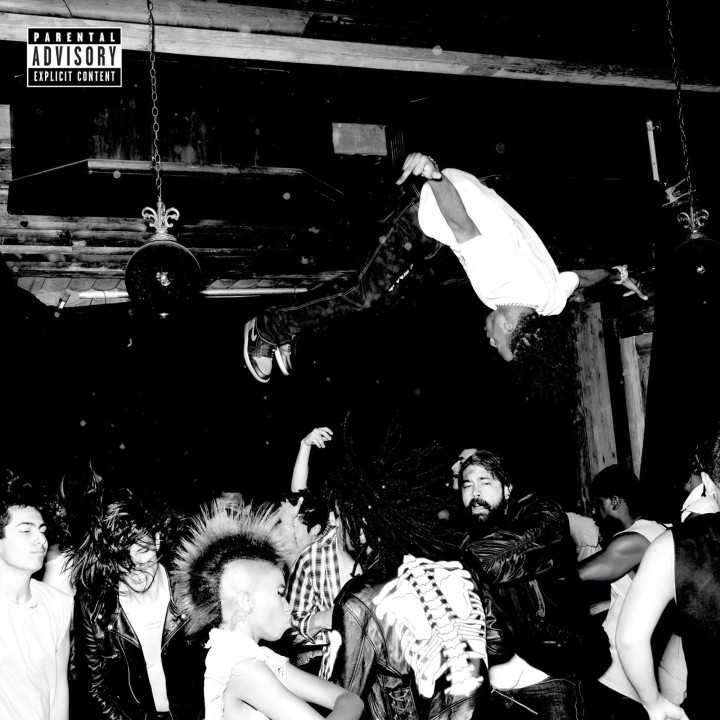 Die Lit: Photographing Playboi Carti's Punk-Inspired Album Cover