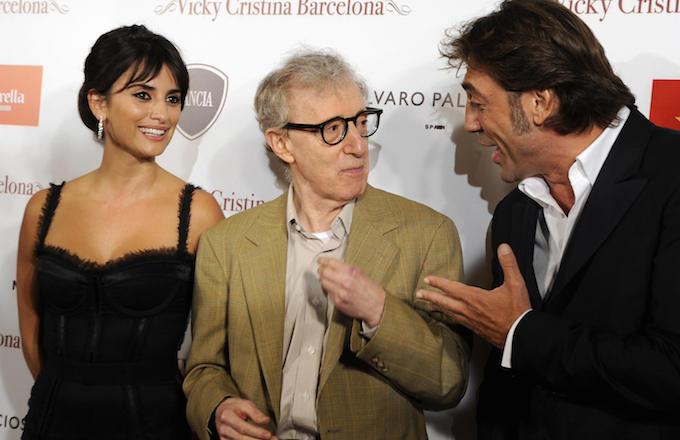 Javier Bardem Defends Woody Allen