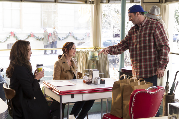 'Gilmore Girls' Luke's Diner Pop-Ups Coming To Canada