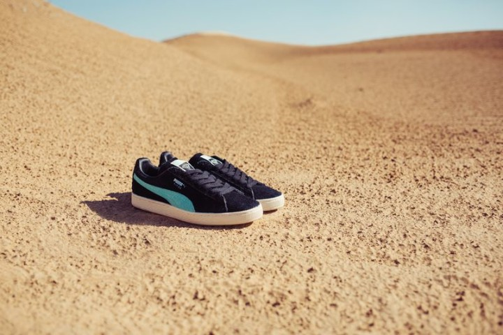 100% authentic 78bd9 cb7bf Exclusive: Nicky Diamonds on Puma Partnership and Stare of ...