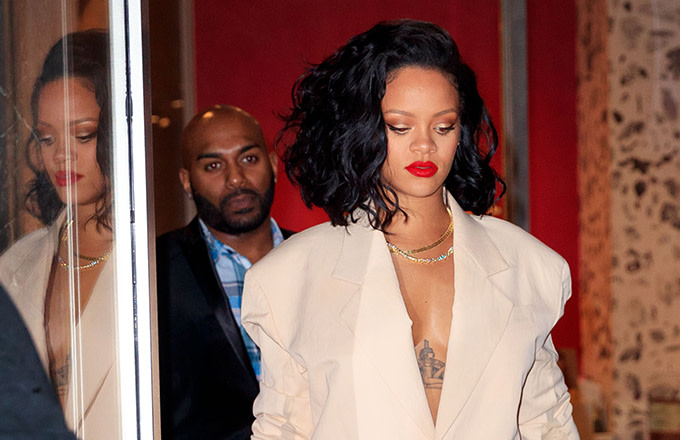 An Unofficial Rihanna Album Full of Unreleased Songs Has Been Pulled