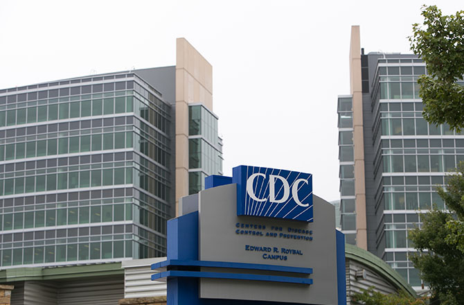 This is a photo of CDC.