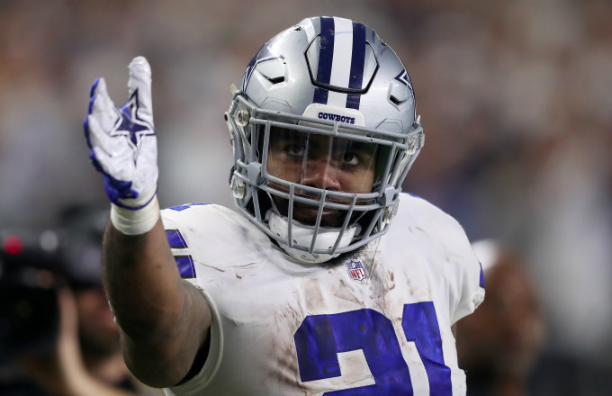 ed103d090 Ezekiel Elliott Will Pay for Teen Football Star Jaylon McKenzie's ...