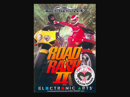 best-sega-genesis-road-rash-ii