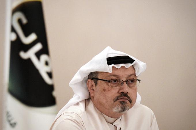 Jamal Khashoggi in Bahrain