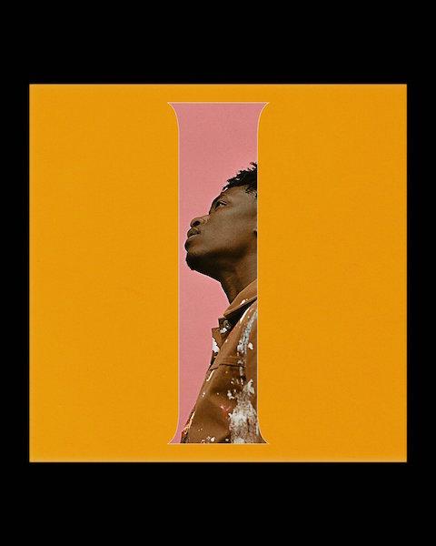 Lucky Daye cover art for 'I'