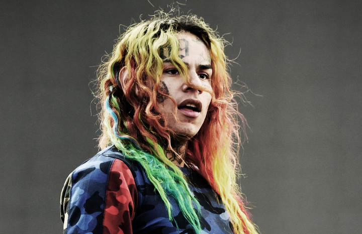 Image result for tekashi 6ix9ine