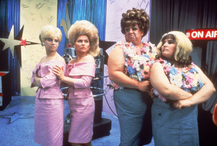 Cast of 1988's 'Hairspray'