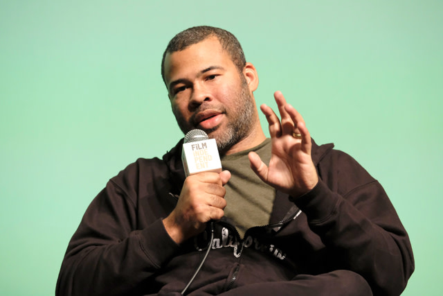 Jordan Peele speaks onstage during day 3 of the Film Independent Forum