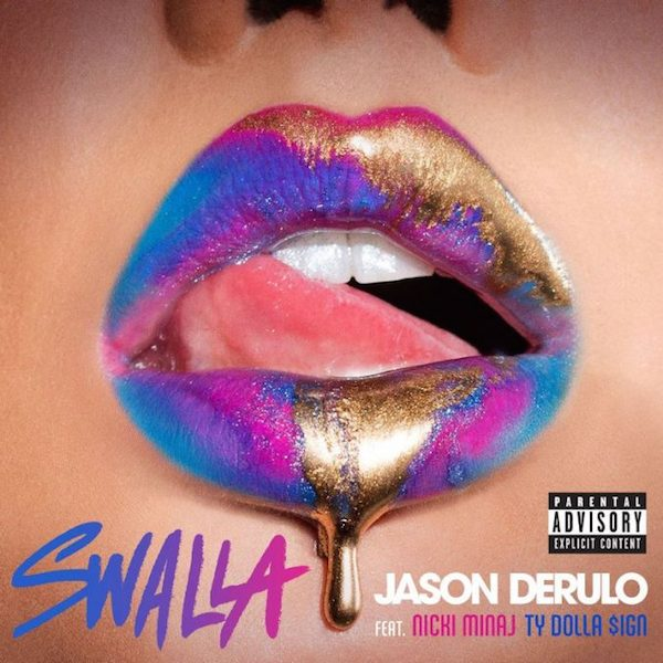 "Jason Derulo ""Swalla"" f/ Nicki Minaj and Ty Dolla Sign"