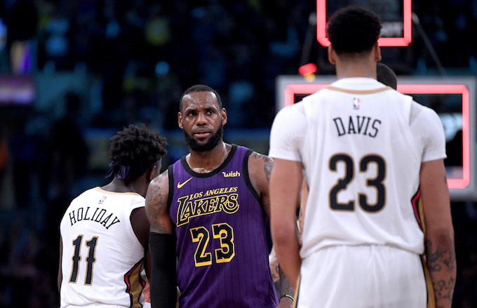 low priced cd1d5 becd3 Why the Lakers' Best Chance to Trade for Anthony Davis Is ...