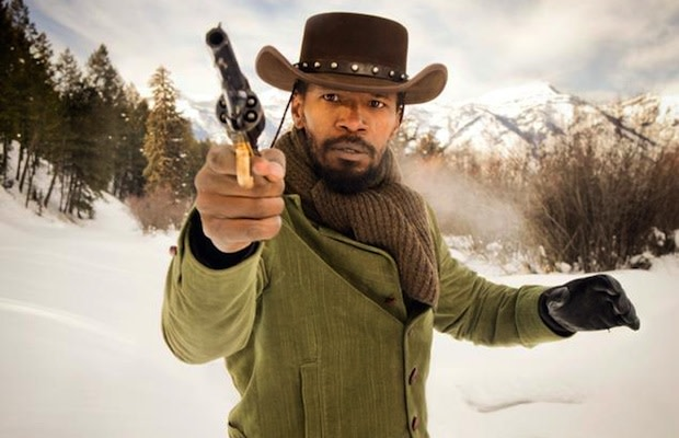 """Jamie Foxx Calls Spike Lee's """"Django Unchained"""" Comments """"Shady"""" and """"Irresponsible"""""""