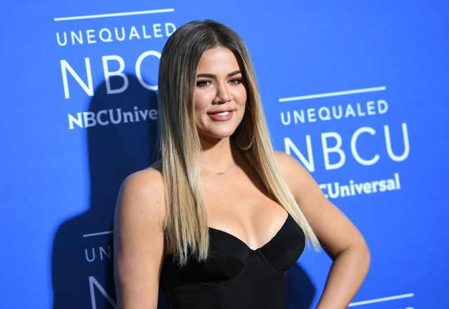 This is a picture of Khloe Kardashian.