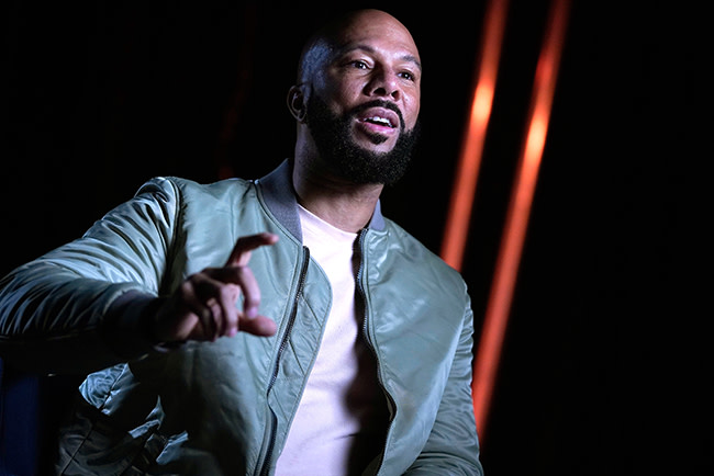 Common Says It Was 'Hard to Eat' After Erykah Badu Breakup