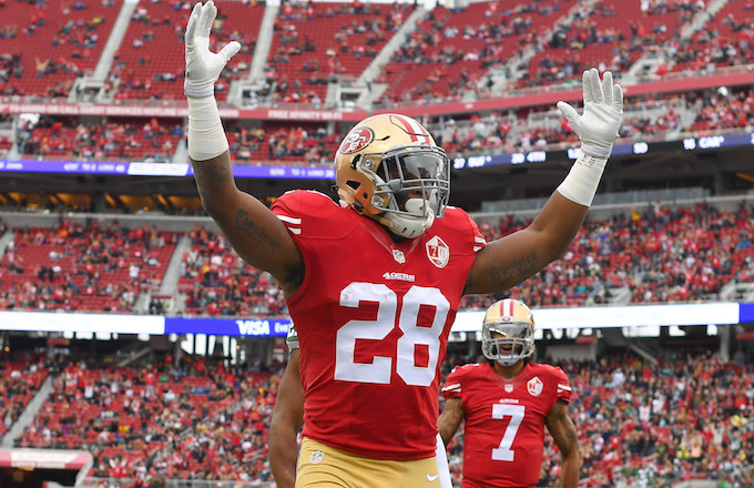 best website f71c3 83181 Carlos Hyde's Old Tweet Insulting 'Cleveland Sports ...