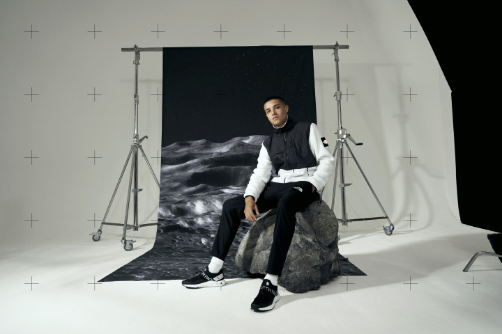 a120b62cd Moon Walk with The North Face's New Lunar Voyage Capsule Collection ...