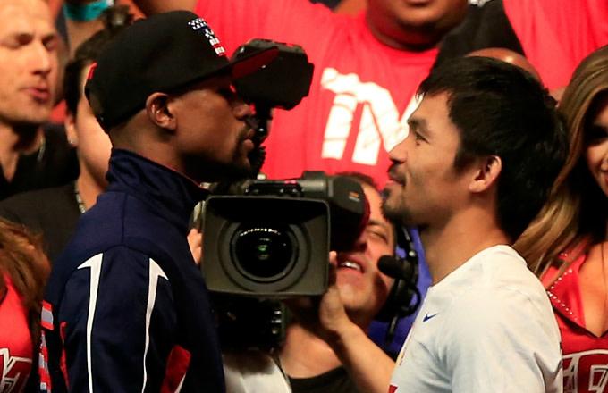 Manny and Floyd