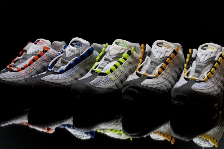 reputable site 5d6e6 5e496 The Air Max 95 was an early reseller s favorite.