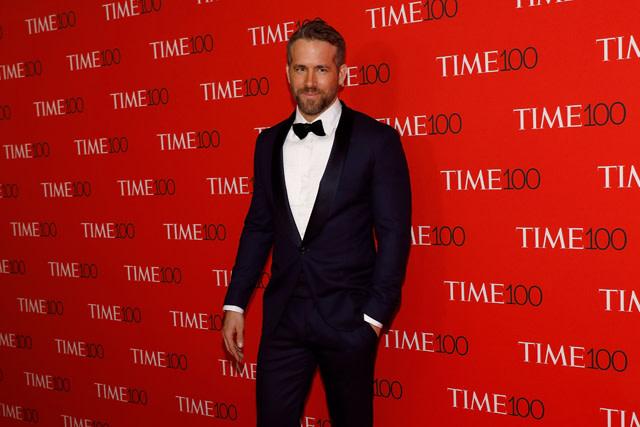 Ryan Reynolds at Time 100