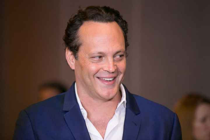 Vince Vaughn arrives for the Academy Nicholl Fellowships in Screenwriting awards