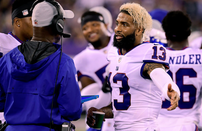 new arrivals d1985 cba75 Giants Owner Says Odell Beckham Needs to Do 'Less Talking ...