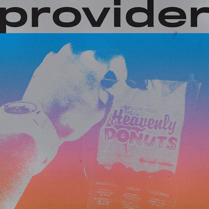Frank Ocean 'Provider' album cover.