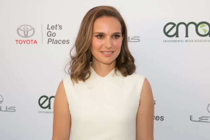 This is a picture of Natalie Portman