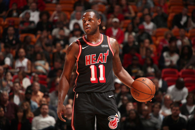 This is a picture of Dion Waiters.