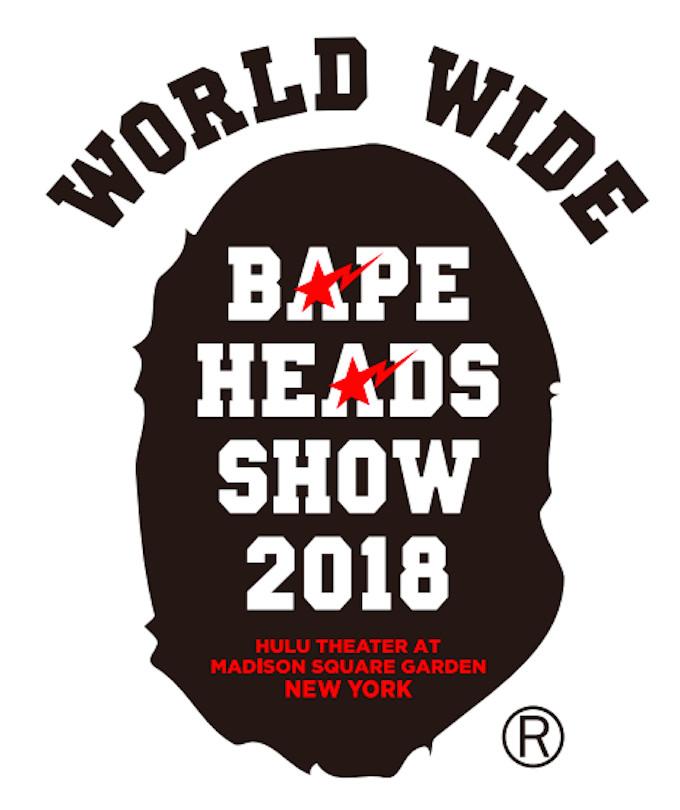 4e866e1f Bape Celebrates 25 Years With Inaugural Bape Heads Show f/ Pusha-T, Kid  Cudi, and More