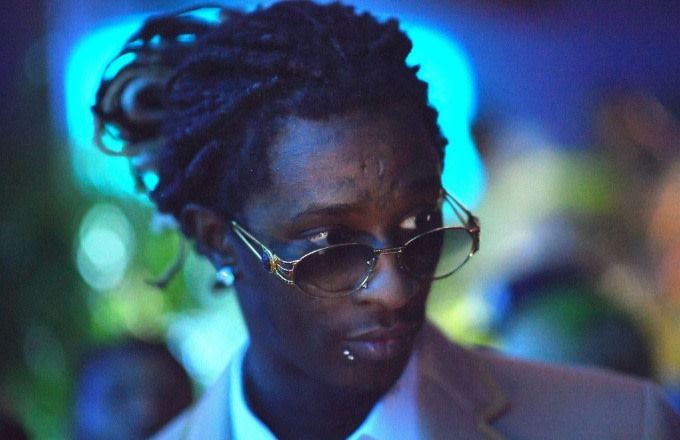 Young Thug Gets Into Heated Exchange With YFN Lucci After
