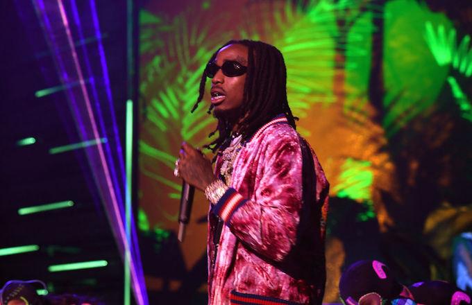 Quavo at BET Awards