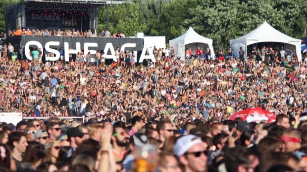 Osheaga 2017 Music Festival Lineup Montreal