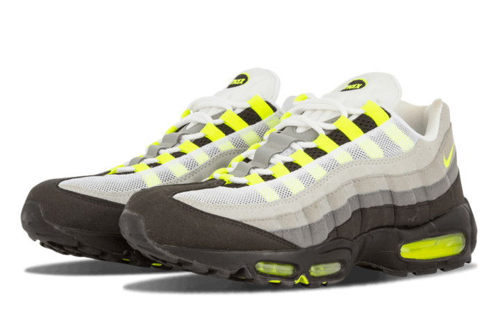 newest e8381 000bc Nike Air Max 95: 20 Things You Didn't Know About the Sneaker ...