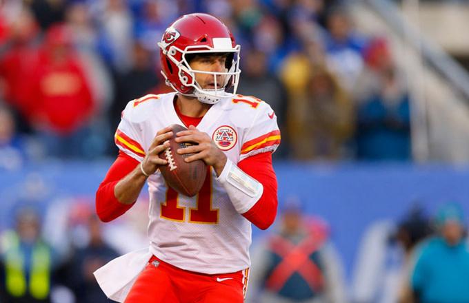 promo code 01816 ad256 Kansas City Chiefs Agree to Trade Alex Smith to Washington ...
