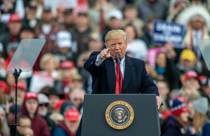 Trump MAGA speech