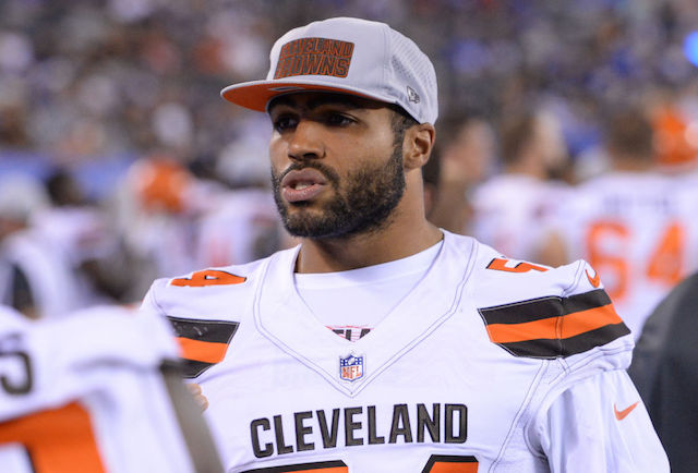 cheap for discount 610db 6f951 Ex-Browns, Eagles Player Mychal Kendricks Pleads Guilty to ...