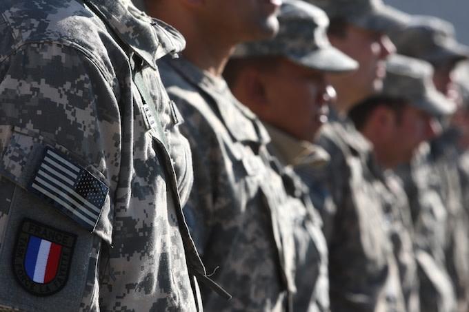 Soldier ear