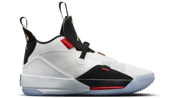 separation shoes 3d7d3 db365 Air Jordan 33 XXXIII Future of Flight Release Date AQ8830-100