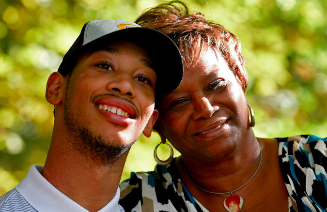 b4c233c5a78 Rae Carruth Seeks Custody of 18-Year-Old Son As Release From Prison ...